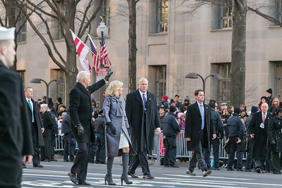 Joe and Jill Biden