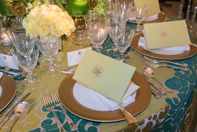 Canada State Dinner Place Setting