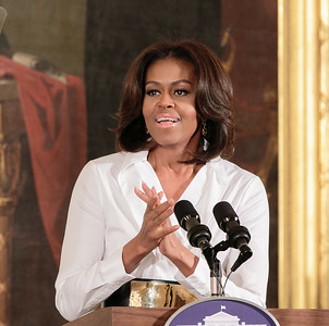 First Lady Michelle Obama