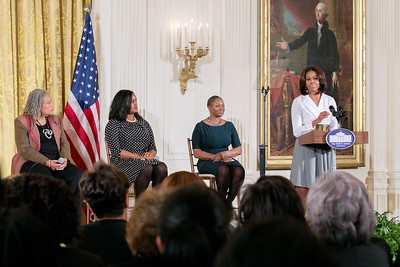 Women of the Civil Rights Past and Present Panel