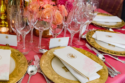 China State Dinner Decor Preview