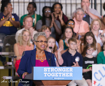 Remarks at the Hillary Clinton campaign rally at University of North Carolina Greensboro on September 15, 2016