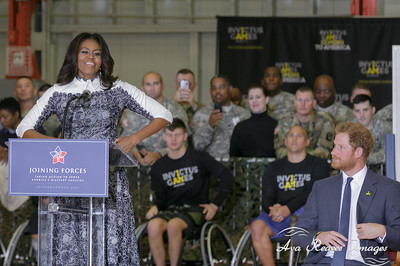 First Lady Michelle Obama Delivers Remarks