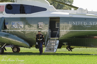 Welcome Aboard Marine One