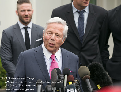 Robert Kraft,  Patriots owner