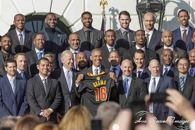 President Obama Honors the 2016 NBA Champions - Cleveland Cavaliers