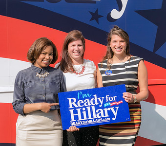 Millanials Are Ready for Hillary