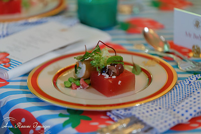 Lunch for the 2016 Kids State Dinner