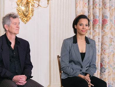 Rodney Crowell and Rhiannon Giddens
