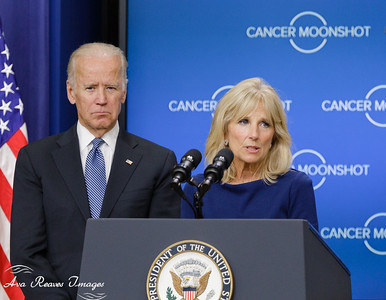 Dr. Jill Biden and VP Joe Biden