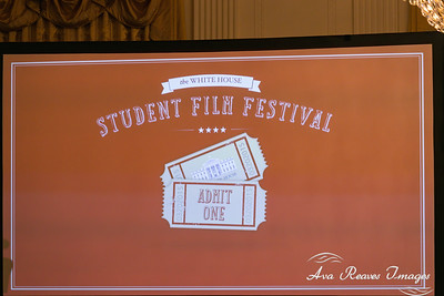 The second Annual White House Student Film Festival on March 20, 2015