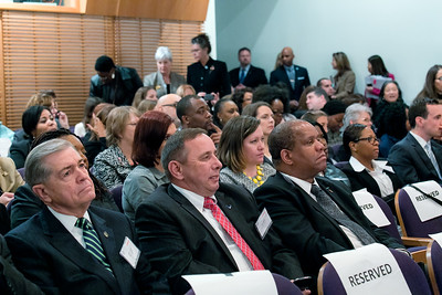 Over 200 in attendance at the Women Veterans Career Development Forum