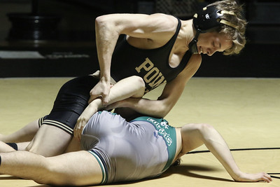 Point Pleasant Boro wrestling v/s Colts Neck in Point Pleasant Boro, NJ on 12/22/18. [DANIELLA HEMINGHAUS | THE OCEAN STAR]