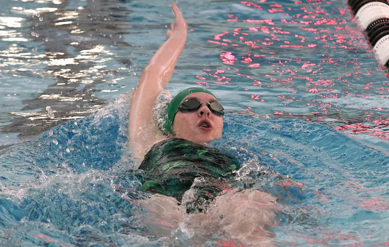 Brick Township v/s Brick Memorial swimming in Neptune, NJ on 1/15/19.[DANIELLA HEMINGHAUS | THE OCEAN STAR]