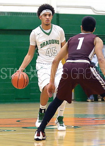BRICK BOY'S VARSITY BASKETBALL 2017-18 VS TOMS RIVER SOUTH HIGH SCHOOL