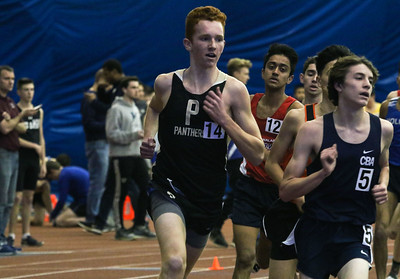 The Shore Conference Track Meet in Toms River, NJ on 1/25/19. [DANIELLA HEMINGHAUS | THE OCEAN STAR]