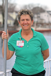 After 38 years of service at the Claremont Center in Point Pleasant Borough, Loni Hulse is stepping down as the Recreation Therapy Director.  (MARK R. SULLIVAN /THE OCEAN STAR)