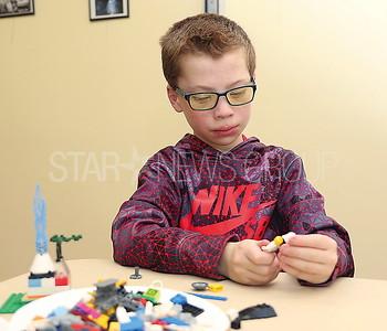 BORO Lego Club// Parker Carroll 8 of Pt. PLeasant