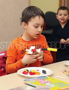 BORO Lego Club// Nico Gonzalez 6 of Pt. Pleasant
