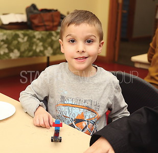 BORO Lego Club//Ben Wood 5 of Brick