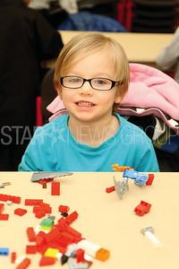 BORO Lego Club// Bennett Caprio 4 of Pt. Pleasant