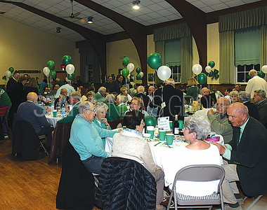 Bay Head st. patricks dinner party 03/11/2017