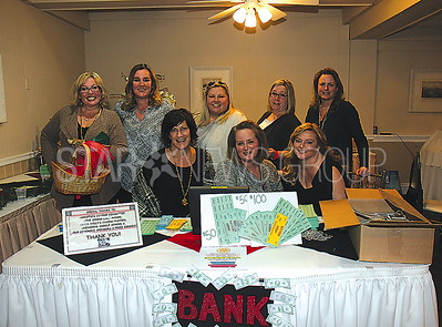 BORO casino night at Spring Lake Manor 03/11/2017: Boro middle school PTA