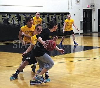 Boro students Vs. Teachers Basketball game