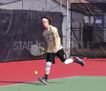 Boro Vs. Beach Tennis Match