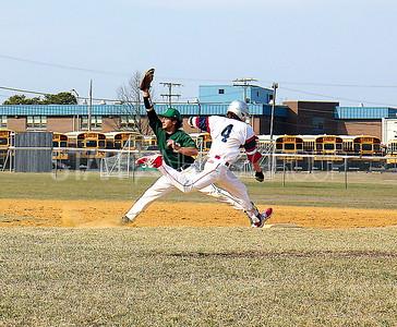 Brick Baseball Scrimmage