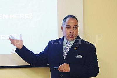 BORO LIBRARY// Gangwise// Lt. Edwin Torres