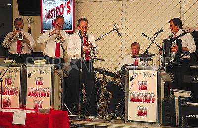 Brick Polka Gala 04/23/2017: The Maestro's Men