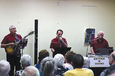 Boro Rhythm and Sound Musical Group 4/29/2017