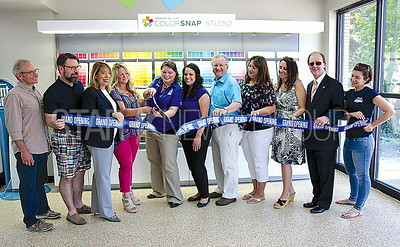 BORO ribbon cutting