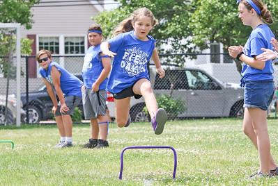 Drew Grasso The 2019 Field Day at Lavallette Elementary in Lavallette, NJ on 6/6/19. [DANIELLA HEMINGHAUS   THE OCEAN STAR]