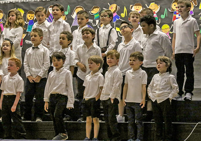 grades k-2 The annual spring concert at Bay Head Elementary School in Bay Head, NJ on 6/5/19. [DANIELLA HEMINGHAUS   THE OCEAN STAR]
