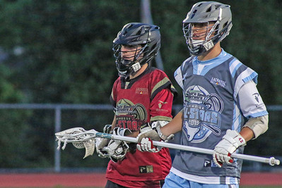 Cormac McCabe 2019 All-Star Lacrosse game in Toms River, NJ on 6/14/19. [DANIELLA HEMINGHAUS | STAR NEWS GROUP]