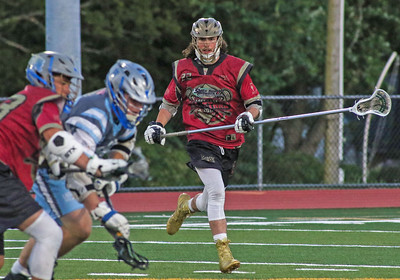 Thomas Swartwout., 2019 All-Star Lacrosse game in Toms River, NJ on 6/14/19. [DANIELLA HEMINGHAUS | STAR NEWS GROUP]