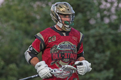 Tyler Sindel  2019 All-Star Lacrosse game in Toms River, NJ on 6/14/19. [DANIELLA HEMINGHAUS | STAR NEWS GROUP]