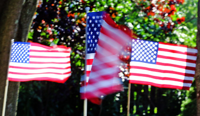 Flag Day services in Point Pleasant Borough