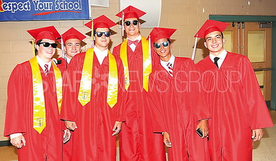 POINT PLEASANT BEACH HIGH SCHOOL 2017 GRADUATION