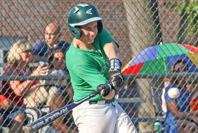 no.5, John McFadden Point Pleasant Boro v/s Brick Township baseball in Point Pleasant Boro, NJ on 7/12/19. [DANIELLA HEMINGHAUS]