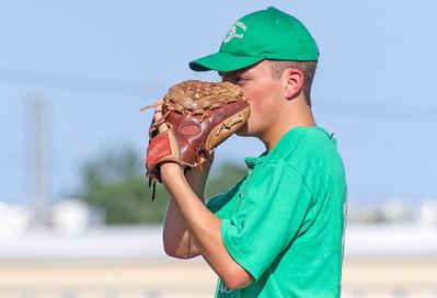 no.18,Nick Guiro Point Pleasant Boro v/s Brick Township baseball in Point Pleasant Boro, NJ on 7/12/19. [DANIELLA HEMINGHAUS]