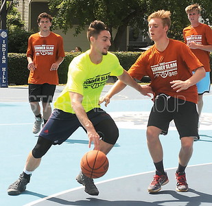 SUMMER SLAM BASKETBALL LEAGUE 2017