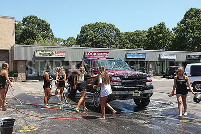 boro gymnastics car wash