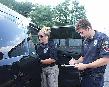 BRCK car seat inspection// Stacey Speidel EMT and Kris Mincieli EMT