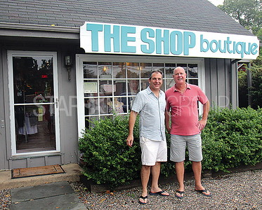"Brick Business Profile ""The Shop"""