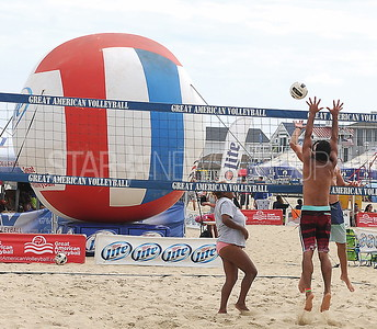 POINT PLEASANT BEACH GREAT AMERICAN VOLLEYBALL