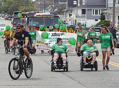 Point Pleasant Brach Jettride Parade