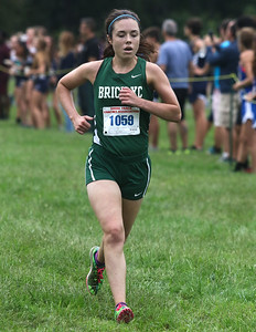 Anna Bergen Cross Country Battle in Lakewood,NJ on 9/14/18. [DANIELLA HEMINGHAUS | STAR NEWS GROUP]